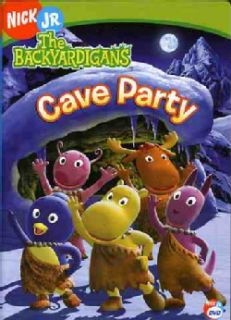 Backyardigans: Cave Party (DVD)   Shopping   Big Discounts