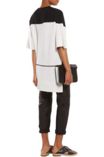 Two tone cashmere top  10 Crosby by Derek Lam