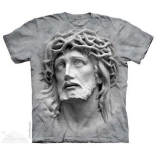 The Mountain Grey 100% Cotton Crown Of Thorns Novelty T Shirt (Size X Large) NEW