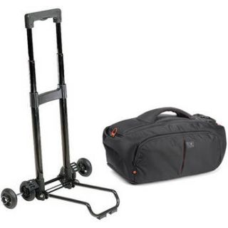 Kata CC 195 PL Compact Camera Case and DTS Trolley System Kit