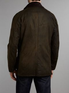 Barbour Coloured ashby jacket Navy