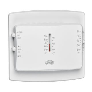 Hunter Mechanical Non Programmable Thermostat
