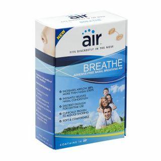 air BREATHE   Advanced Nasal Breathing Aid to Increase Airflow