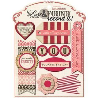 Paper House 3 D Sticker   Merry Christmas   16019526