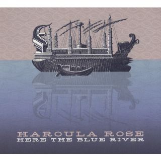 HERE THE BLUE RIVER (W/BOOK) (WAL)