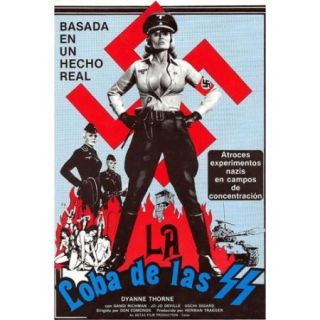 Ilsa   She Wolf of the SS Movie Poster (11 x 17)