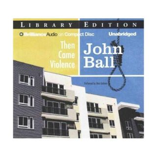 Then Came Violence ( Virgil Tibbs) (Unabridged) (Compact Disc)