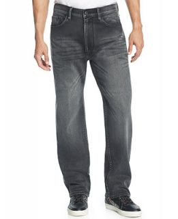 Sean John Big & Tall Patch Pocket Hamilton Relaxed Fit Jeans, Euro
