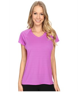 The North Face Better Than Naked Short Sleeve Sweet Violet Tnf White, White, The North