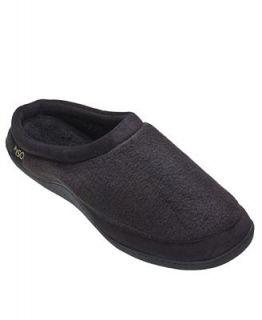 Isotoner Mens Slippers, Fleece Clog   Shoes   Men