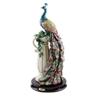 Design Toscano Hand Painted Resin Sculpture