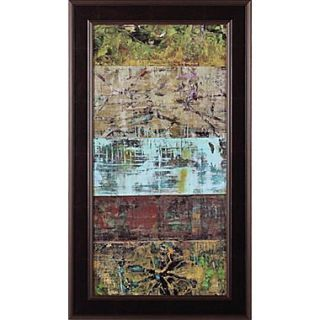 Art Effects Overgrown I Hilario Gutierrez Framed Painting Print