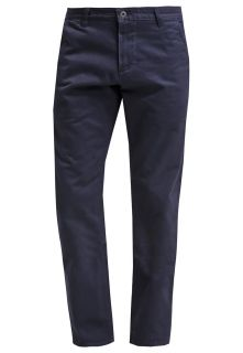 DOCKERS ALPHA   Chinos   dark blue