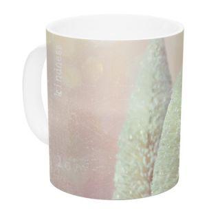 Lonely Tree by Angie Turner 11 oz. Dark Fog Ceramic Coffee Mug by KESS