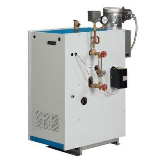 Slant/Fin Natural Gas Steam Boiler 100,000 BTU Input 61,000 BTU Output 254 sq. ft. of Steam with Intermittent Electronic Ignition GXHA 100 EDPZ NG