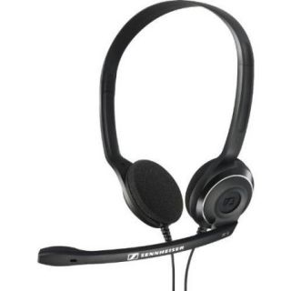 Sennheiser Pc 8 Headset   Stereo   Black   Usb   Wired   32 Ohm   42 Hz   17 Khz   Over the head   Binaural   Semi open   6.56 Ft Cable   Noise Cancelling Microphone (504197)