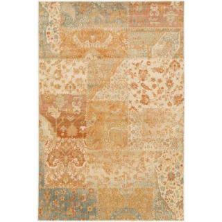 Artistic Weavers Beta Gold 8 ft. 10 in. x 12 ft. 9 in. Indoor Area Rug S00151016156