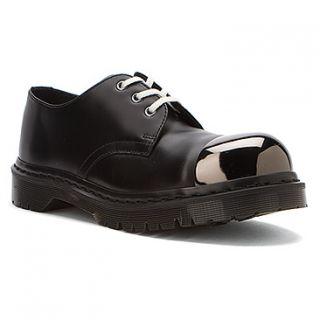Dr. Martens Grip Steel Toe Cap Shoe  Men's   Black Polished Smooth