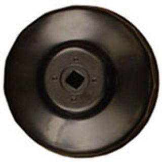 Steelman Oil Filter Cap Wrench, 100mm x 15 Flute