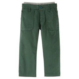 Just One You™ Made By Carters® Toddler Boys Chino Pant   Green