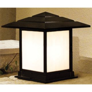 Hanover Lantern B28561 Large Indian Wells 1 Light Outdoor Pier Lamp