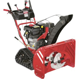 Troy-Bilt Vortex Tracker 2890 3-Stage Snow Blower — 357cc Engine, 28in. Clearing Width, D-Track Tires, Model# 31AH7DQ8711  3 Stage Snow Blowers