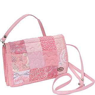 Donna Sharp Large Wallet, Pink Passion