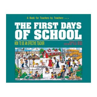 The First Day of School 1st Edition Book by Harry K. Wong Publications