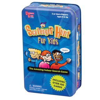 University Games Scavenger Hunt for Kids in a Tin   15909883