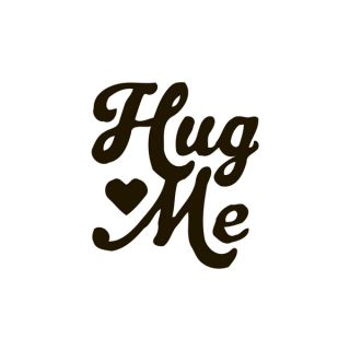 Hug Me Quote Vinyl Wall Art  ™ Shopping   The Best Prices