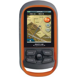 Magellan eXplorist 310 Hunter Bundle with Kirsch's Hunting Products Trax Maps
