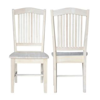 International Concepts Stafford Side Chair