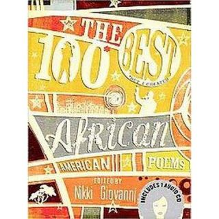 The 100 Best African American Poems (Mixed media)