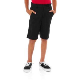 George Boys' School Uniforms, Flat Front Short 2 Pack