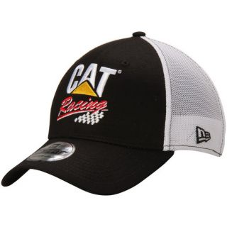 New Era Ryan Newman Black NWE Fade Classic 39THIRTY Flex Hat