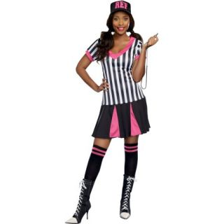 Half Time Hottie Women's Halloween Dress Up / Role Play Costume