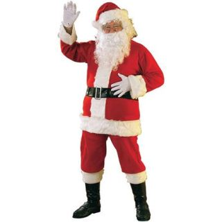 Santa Suit Adult Costume   One Size