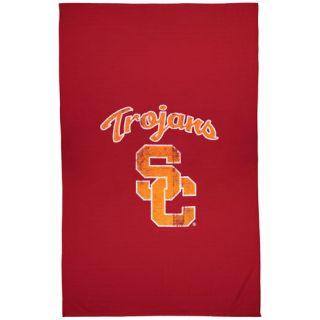 USC Trojans 54 x 84 Sweatshirt Plush Blanket