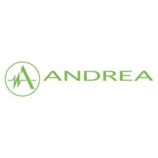 Andrea EDU 375 Stereo Headphone (Over the Ear), Black