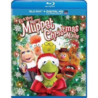 Its A Very Merry Muppet Christmas Movie (Blu ray Disc)   16450318
