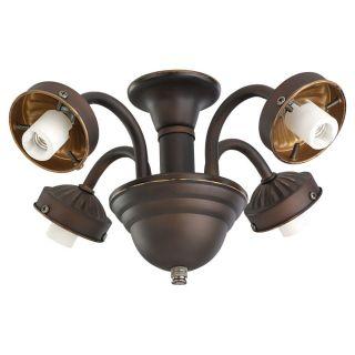 Monte Carlo MON MC183RB L Universal Roman Bronze  Fan Fitters Lighting Accessories