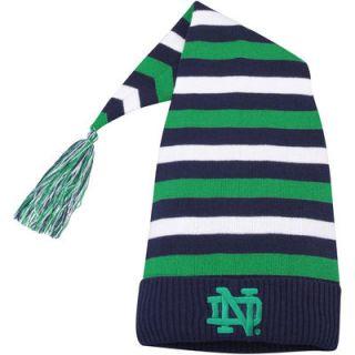 Notre Dame Fighting Irish Youth Toboggan Knit Hat – Navy Blue/Kelly Green