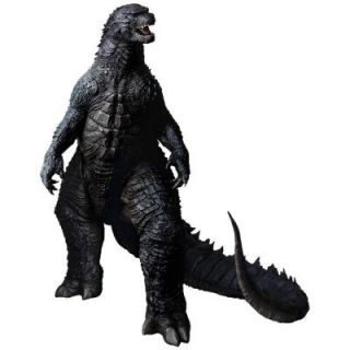 RoomMates 5 in. x 19 in. Godzilla Peel and Stick Giant Wall Decal RMK2638GM