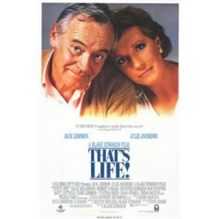 That's Life Movie Poster (11 x 17)