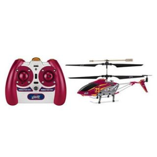 NBA Licensed Cleveland Cavaliers Lebron James 3.5 Channel IR Remote Control Helicopter
