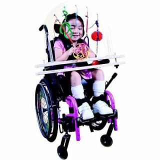 Abilitations Cushy Core Kidz Chair Hang Kit, Includes Koosh, Spider, Sure Catch and O Ball Balls