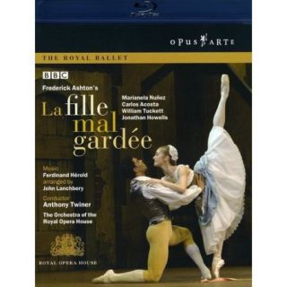 La Fille Mal Gardee (Blu ray) (Widescreen)