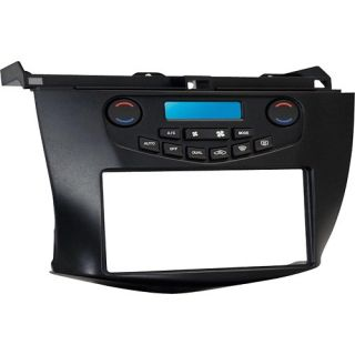 Metra Dash Kit for Select 2003 2007 Honda Accord Black 99 7803G