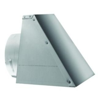 DuraVent PelletVent Multi Fuel 3 in. Horizontal Stove Vent Chimney Cap 3PVM HSC