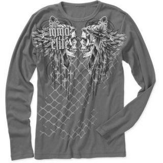 MMA   Men's Emblem Thermal Tee